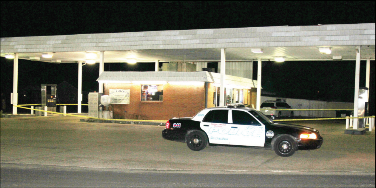 Stores Robbed Minutes Apart