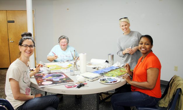 CAC Offers Painting Classes
