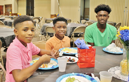 Father's Child Ministry Hosts Breakfast