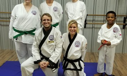 Best's Academy of Martial Arts Competes