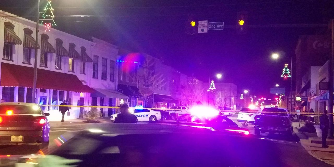 First Homicide of the Year in the City of Columbus