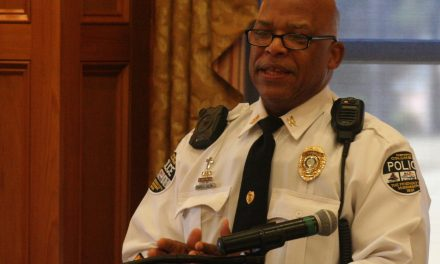 Shelton Named Chief