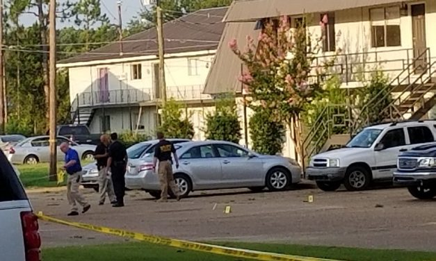 Fatal Shooting at Columbus Apartment Complex