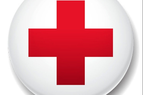 Red Cross Registration Monday at Trotter Center
